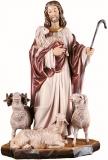 2011 Jesus der gute Hirte mit Schafen