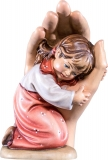 3261 schützende Hand - Mädchen