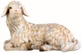 4353 Schaf liegend